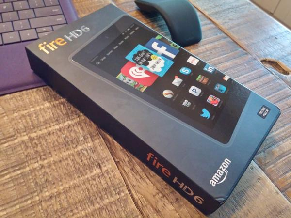 About to try the #fireHD6 http://t.co/aI0kmDDPoR