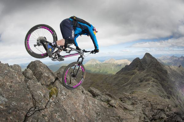 Check out - The Ridge - @danny_macaskill's project from @CutMedia1 filmed on the Isle of Skye http://t.co/3ryvfjIf3k http://t.co/aPfl1Cvyn9