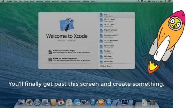 Wanna be a designer who can build apps? Xcode for Designers is live with 20% launch discount! http://t.co/ar4Cwu8aKU http://t.co/DVstlmtsJg