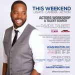 My friend playwright & film director @davidetalbert is looking for new talent for his plays & movies.Check it out! RT