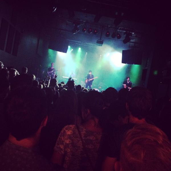 So @AmberRunUK absolutely smashed it. Well done lads. Notts loves you. #Nottingham #lewiswatson http://t.co/DFsCcLDJn8