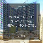 RT @TheLINQ: Less than 30 days until the LINQ Hotel & Casino's opening date! Win a FREE 2 night stay:http://t.co/NgJaYAZuYt http://t.co/aPq…