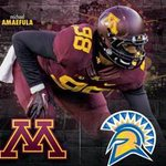 RT @GopherFootball: Michael Amaefula is on todays game ticket. #Gophers http://t.co/moxqwH5yOh