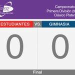 El Pincha y el Lobo igualaron en el Estadio Ciudad de La Plata http://t.co/ktrqMkQSqQ http://t.co/9V7M8FI4nF