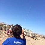 Volantin al viento @TierraCultah hacienda san Pedro Atacama Chile http://t.co/l4i7bdl4jx