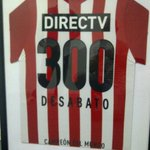 El Chavo Desábato cumplió 300 partidos en #EDLP con 13 goles. Estudiantes nunca perdió cuando convirtió @santi_negri http://t.co/QgKZ350Vsu