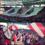RT @barrabravphotos: Los Leales [Estudiantes] hoy en el clasico Platense http://t.co/xFyAj1HUOu