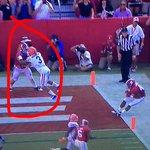 RT @DrunkAubie: Not blocking down the field at all http://t.co/Q44vuXLp1c