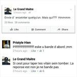 RT @Esprit_225: Pendant ce temps sur fb ???? cest violent http://t.co/943Ow7y5Pb