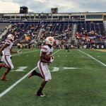 RT @UofLFootball: Close up sideline photo as Quick runs to the end zone! #ItsGood2Be #CardNation #L1C4 http://t.co/Hz4S22MpZE
