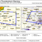 RT @NWSIWX: Severe Thunderstorm Warning including Fort Wayne IN, Auburn IN, New Haven IN until 6:45 PM EDT http://t.co/hHGiTXEOS2
