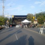 Aux Officers are on hand as @VillageWestdale #WestFest begins to take shape. #HamOnt http://t.co/Rrf12EKiaq