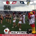 RT this photo if youve been cheering for the #Cards while they take a 28-0 lead during the 1st half at FIU! #L1C4 http://t.co/GsusNDPk5o