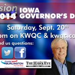 RT @kwqcnews: .@KWQCMetivier is primed and ready to moderate our #IAGovDebate. See you at 7! http://t.co/NGDIMaA1uE