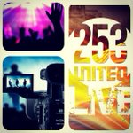 #253United OCT 8th 7pm BE THERE!!!! Live music video being shot that will be on ITUNES. #What! http://t.co/wmqxCEIL47