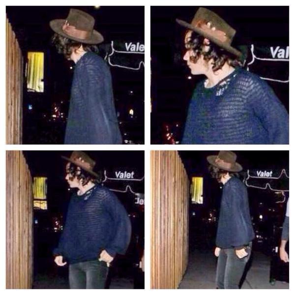 Harry in LA http://t.co/34uIataY0M