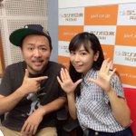 【お知らせ】 #拡散希望 この秋から ラジオ日本「マキタスポーツラジオはたらくおじさん」のレギュラーアシスタントをやらせて頂くことになりました❗️ 嬉しい気持ち込めて これから宜しくお願いしますっ❗️ #makita1422 http://t.co/Ts9rGlsrTb