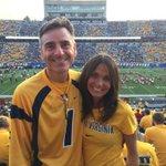 RT @birdieruns: My 1st WVU game w/ @Michiganeer ????????! WVU has a new fan...me! #LetsGoMountaineers #WVU http://t.co/7jdrvdXUrS