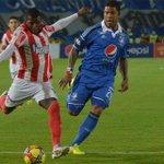 Junior saca un punto contra Millonarios en el Campín http://t.co/eo2fgSR9xl http://t.co/xp9zSJg3Dy