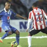 Atlético Junior logró valioso empate 0-0 ante Millonarios en El Campín http://t.co/e9SvjqlALj http://t.co/DZkaBkTtf6