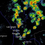 Showers & a few tstorms popping near Moapa, Nellis AFB, and east #Vegas @ktnv #radar http://t.co/lCKzJf8VuG