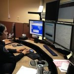 RT @GPetersonCPD: Covina PD Dispatcher Avila is prepared to answer 911 and other calls for service throughout the night. Be safe! http://t.co/XL8WEmZQ6k