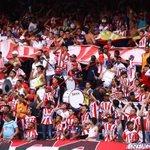 """Los del @FRBSOficial y @FRBSBOGOTA,estuvieron presentes hoy en el Estadio """"El Campin"""",alentando siempre a Junior! http://t.co/YtUj87632w"""