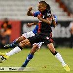 40 Se viven los minutos finales del primer tiempo. @atlasfc 1-0 @Cruz_Azul_FC #SoyFiel http://t.co/rp4VHLWEto