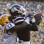RT @SportsCenter: UPSET COMPLETE! Mississippi State goes into Baton Rouge and beats No. 8 LSU, 34-29. http://t.co/AvIcX0NrXt