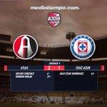 RT @mediotiempo: Termina el partido en el Jalisco. Zorros dan alegría a su afición. @atlasfc 2-1 @Cruz_Azul_FC http://t.co/EyfoQPBJrK http://t.co/fTCpf9PvOw