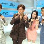 RT @kor_celebrities: 今週の「人気歌謡」1位候補(9/21) WINNER vs Super Junior vs SISTAR http://t.co/1q2ZrqIJPe
