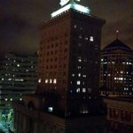 Oakland City Hall, from the rooftop of the Rotunda building.