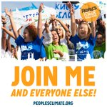 RT @Greenpeace: Everyone. Everywhere. TODAY! Join the #PeoplesClimate March! http://t.co/VbLzHeAUrt http://t.co/dLZ05s3BlV