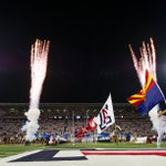 RT @ArizonaFBall: 49-45 is your final score and the Arizona Wildcats are 4-0 on the year, 1-0 in Pac-12 play. #BEARDOWN http://t.co/gNEcLMZqno