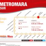 ¿Vives en San Francisco? Disfruta de recorridos cómodos con la ruta Terminal Simón Bolívar – San Francisco http://t.co/YPwuVNRwG8