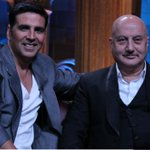 RT @ColorsTV: Catch the season finale of #TheAnupamKherShow with @akshaykumar, 8PM tonight --> http://t.co/zrpCnJfyam  @AnupamPkher http://…