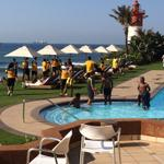 The #MTN8 #Champs woke up to this beautiful weather #recoup ☀️⛅️ #InspireGreatness ✌️ http://t.co/OiGYbdVSnF