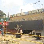 RT @DrAwab: Video wall going up at #PTI4Karachi Jalsa site - sound arrangements all the way to numaish and guru mander #PTI http://t.co/tXoBMMVzES