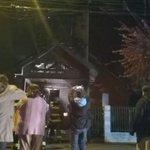 RT @Clave9cl: AHORA TEMUCO: Primeras indagaciones apuntan a que incendio que acaba de consumir parroquia sería un atentado http://t.co/M5GaZuSR48