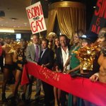 Its Official! Thank you everyone for welcoming us to #LasVegas @BallysVegas @Lavernecox http://t.co/Knl1zvjYJC