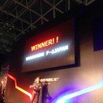 "Epic win!! ""@wargamingjapan: Japanチーム勝利、にゃ! #Wargaming #TGS2014 http://t.co/c2nrkLZNBR"""