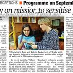 RT @WeAreTrivandrum: Article about #JyothirgamayaBlindSchool in #Trivandrum @Kantharis @ShashiTharoor http://t.co/6bNgvDwfVo
