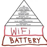 """RT @marciaforbes: """"@ValaAfshar: Updated Maslows hierarchy of needs: http://t.co/CCv6SfKeM8""""}Many poor rural youths in #Jamaica agree with this #HumanRights"""