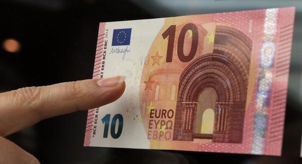 Los nuevos billetes de diez euros comienzan a circular este martes http://t.co/0cqlv4WC4W http://t.co/s0dwAeMH9O