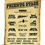 #gigs | #FRIENDSSTAGE vol. 1 by @BattleBoomStore | Malam ini di @NEOcempaka | HTM 15k http://t.co/DYDREKGtPx