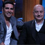 RT @rajeshraja4: Tonight 8 PM Last episode of @AnupamPkher Show with My God @akshaykumar Dont Miss It only on @ColorsTV ...#SoExcited http:…