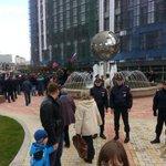 "RT @gasmin83: Вот так прошел ""Марш Мира"" в Новосибирске.Собрались люди с триколорами,флагами ДНР и разогнали всех фашистских калек. http://t.co/aAz5cYbpel"