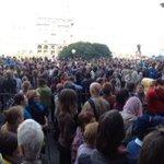Несогласованный #МаршМира в Петербурге. Питерцы, вы очень крутые! https://t.co/aj0JVkYT4I