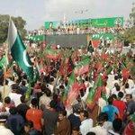 RT @UsamaKhanUsfzai: This will be historic day unseen junnon at jalsa gah #Karachiites4PTI http://t.co/pHc44T9g7c