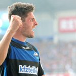 Moritz Stoppelkamp reflects on his stunning 80-yd strike for Paderborn yesterday in Germany - http://t.co/N8iVWZr9q5 http://t.co/kuSd7F4qYL